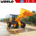 Price of W156 3m3 bucket small wheel loader used for construction