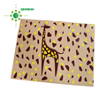 custom non-stick food grade silicone baking mat/rubber table mats