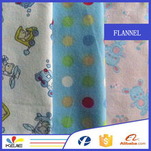 hot sale high quality different types of cotton fabric