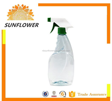 1000ml plastic sprayer water bottle HDPE