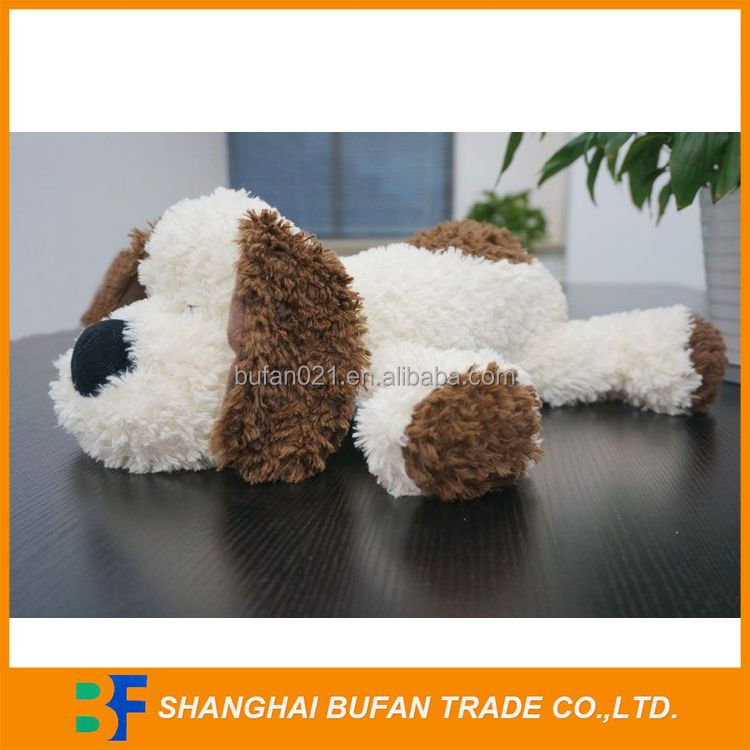 Factory wholesale first choice custom soft plush lucky smart dog toy