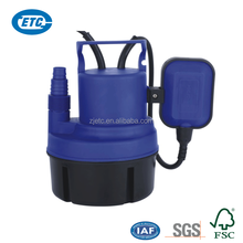Integrated Float Switch Electric Submersible Water Pump