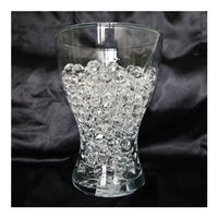 Colorful Clear Gel Water Beads for vase