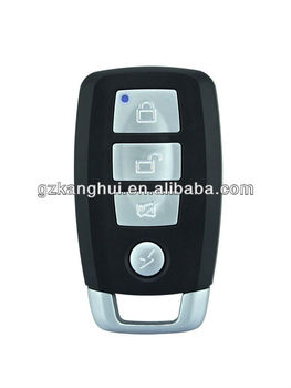 One way auto lock car alarm alarm 4102