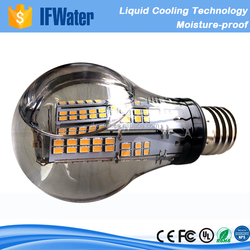 high quality cheap custom led bulb 10w liquid cooled bulb