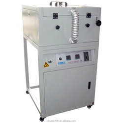 PVC album double sided cold glue gluing machine