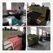 Hydraulic plastic used corrugated carton die cut machine/industrial die cutting machine/die cutting printing machine