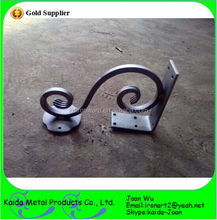 Decorative Wrought Iron Hooks Wholesale