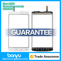 Full tested original touch panel digitizer replacement for lg l80 touch screen