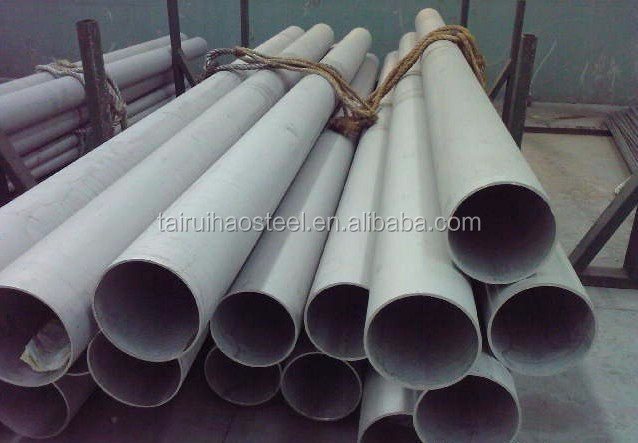 Spiral Welded moderate price decorative 201 stainless steel welded pipe/tube