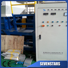 factory shredder for film /cheaper price crusher machine/home plastic shredder export