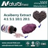 Lose weight Natural Acai Berry Extract 4:1 5:1 10:1 20:1