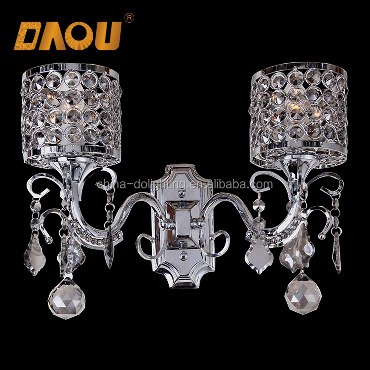 High quality antique crystal wall mounted chandelier lights /chandelier and pendant lights