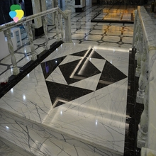 Factory Wholesale Price polished marble flooring tile for sale