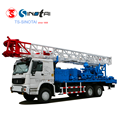High Quality! API truck mounted water drilling rig 600m