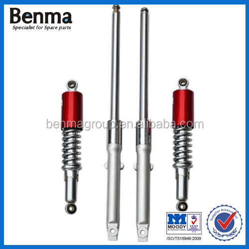 shock absorbers motorcycle cd70, rear shock absorber made in China for Columbia motorcycle