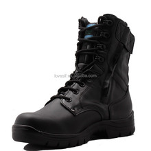 Mens tactical gear hunting footwear army boots Military Boot Police boots