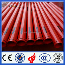 concrete pump pipe and spare parts for construction machinary