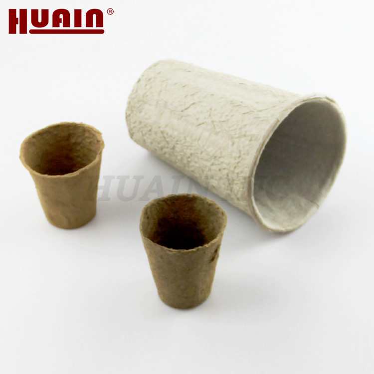 Biodegradable Flower Paper Pot/Paper Nursery Pot