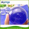 Hot selling crystal crystal lucite resin ball 60mm