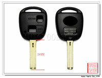 3 Buttons remote cover for Lexus Key Shell Long AS052001