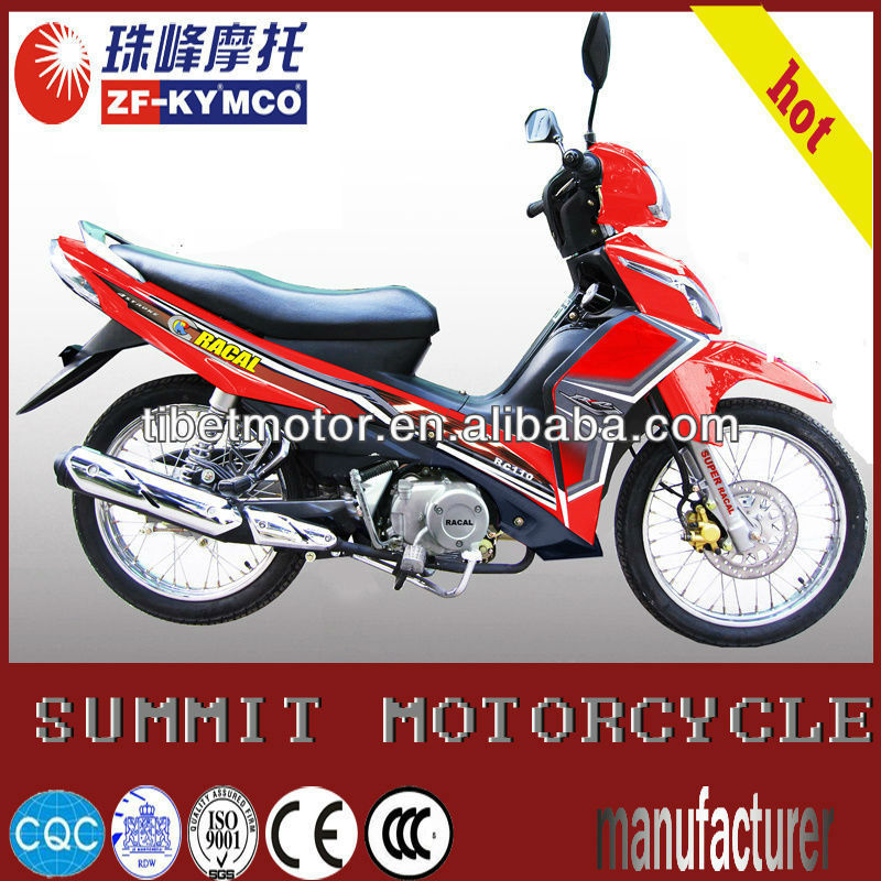 Approved Pocket Motorcycles Made in China for sale (ZF110-14)