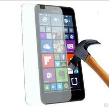 best quality Anti Scratch 9H Hardness 2.5D Ultra Thin 0.3mm Tempered Glass for nokia lumia 1020 Screen Protector