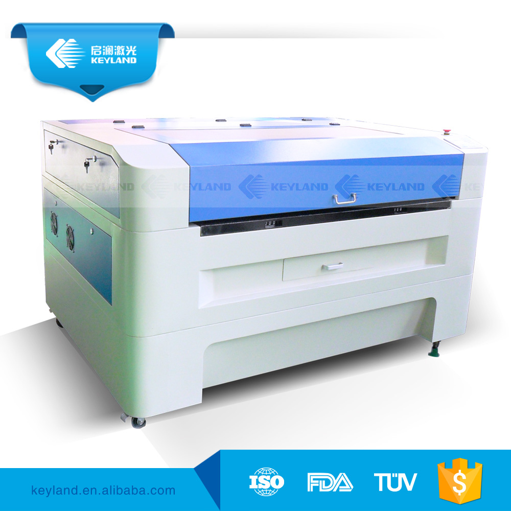Keyland Auto feeding laser cutting machine 1300 <strong>x</strong> 900 1390 CO2 laser engraver,laser cnc router