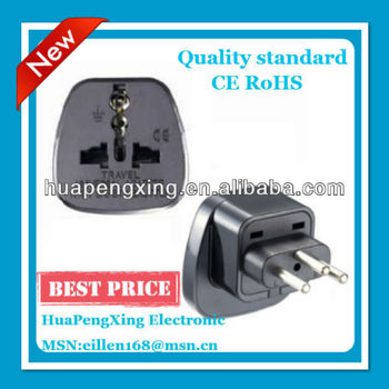 3 Pin Adapter Plug Brazil