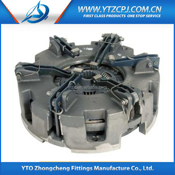 Wholesale Good Quality Tractor Clutch 80HP China Tractor Parts