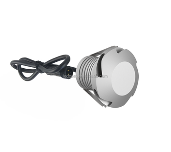 12V 3W mini led outdoor recessed wall lights