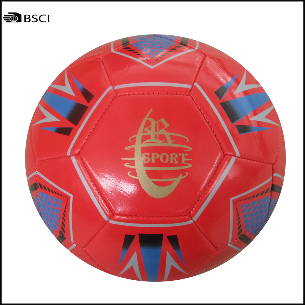 Hot Sale Promotional PVC Stock Soccer Ball Factory Price