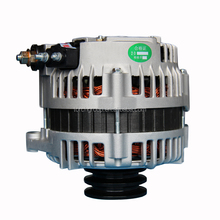 24v or 28v 55A medium heavy diesel engine truck off-load equipment 2KW brushless alternator