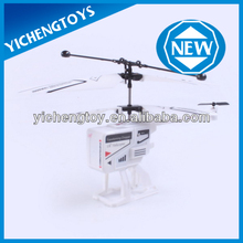 New design 3.5CH 4-blades helicopter rc folding helicopter with gyro