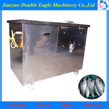 Factory price automatic fish processing equipment/Industrial fish Scale Removing Machine