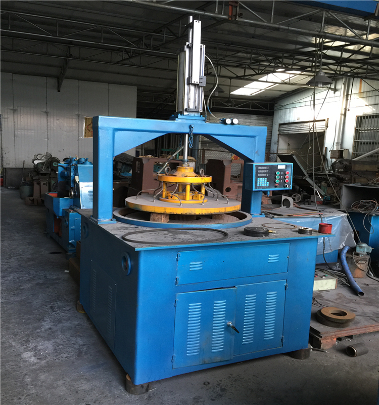 800mm Cast Iron Plate Double Face Flat Lapping Machine