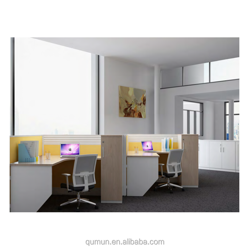 Office screen furniture L shape cheap Cubicle best selling Partition and Cubicle