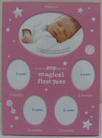 My first year baby lovely photo frame ZD170X