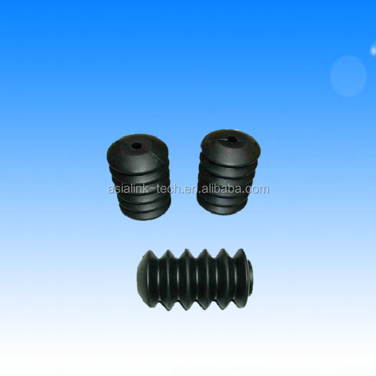 Automotive rubber parts , silicone parts & EPDM Black Rubber