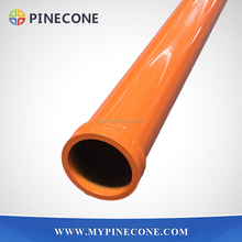 ST52 Wear Resisting concrete pump Pipe DN125 Putzmeister / Schwing / SANY / Zoomlion Concrete Pump Pipe