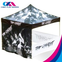 outdoor durable fashion design event fold tent,waterproof exhibition promotion tent