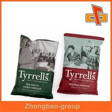 Zhongbao Brand Aluminum Foil Plastic Bag For Potato Chips OEM/ODM