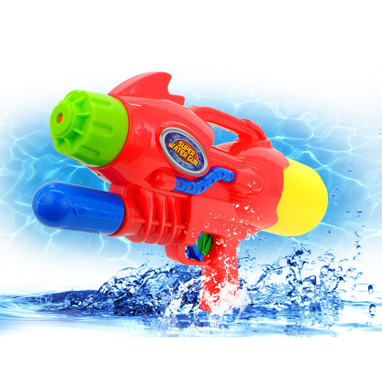 cheapest wholesale water guns plastic toy gun safe Water Squirt Toy