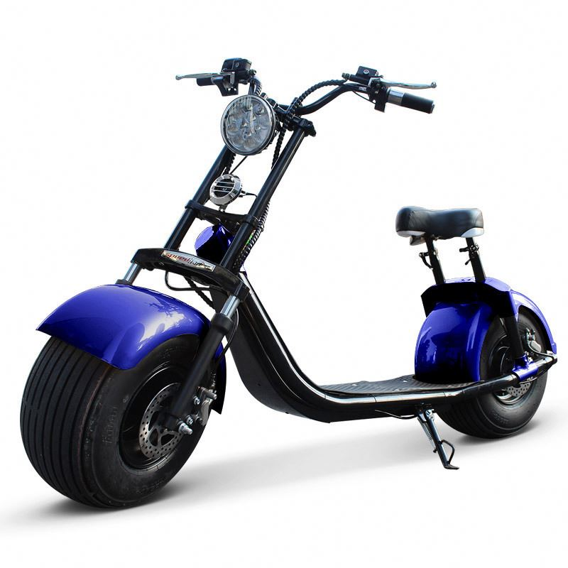 SC10 DOGEBOS CITYCOCO 1000w 60v12ah 2000w eec certificate approved electric scooter with CE approved