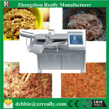 High speed meat blender machine