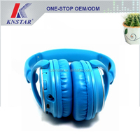 Bluetooth headphone, wireless headphone with build in mp3 player and FM radio