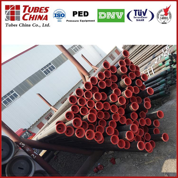 API 5L standard seamless line pipes for petroleum, natural gas
