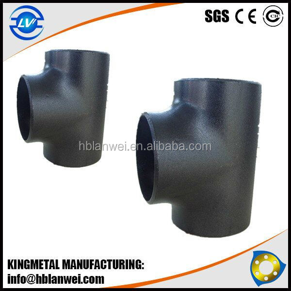 ASTM A234 WPB Butt Welding Pipe Fitting