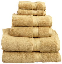 Cotton Yarn Dyed Jacquard Brand Bath Towels Hotel Towels
