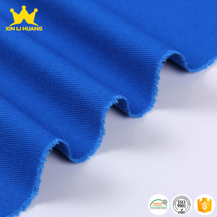 Cost Price Woven Clothing Material 16x12 108x58 100% Cotton Drill Fabric Wholesale